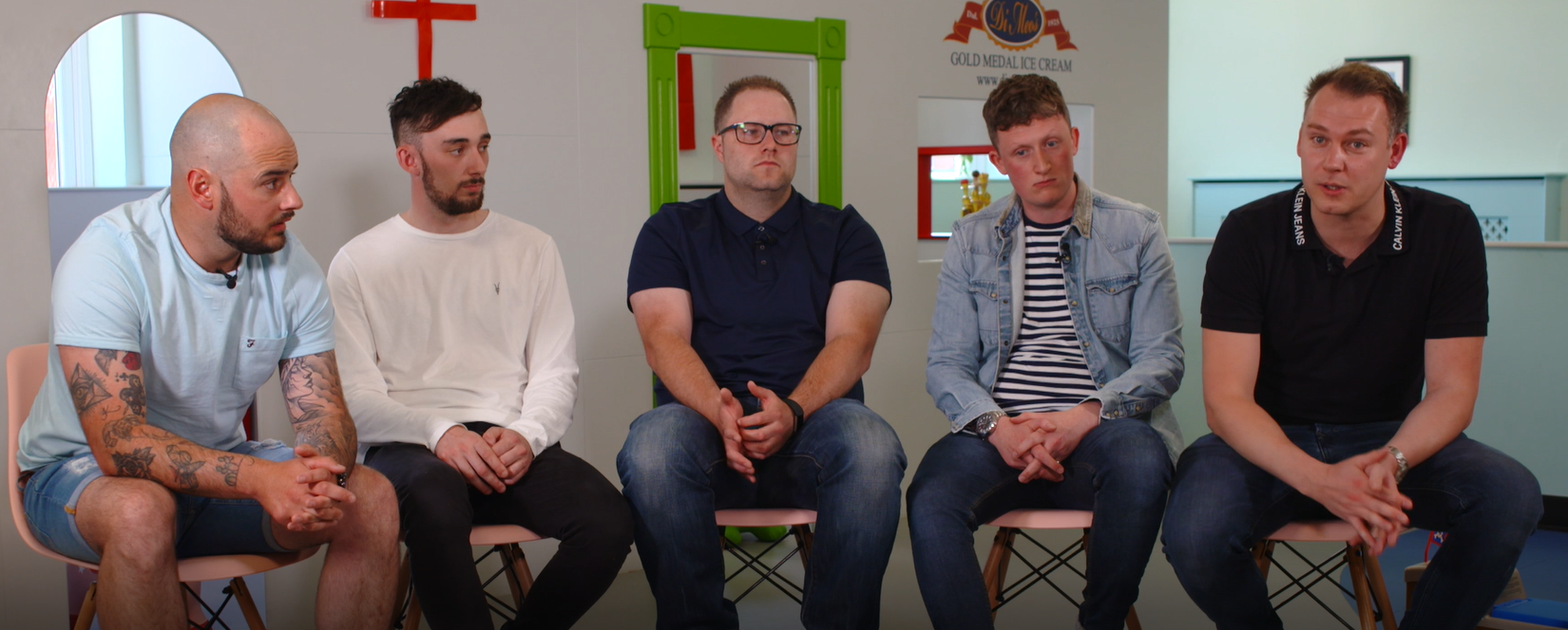 Hear what the Dads have to say