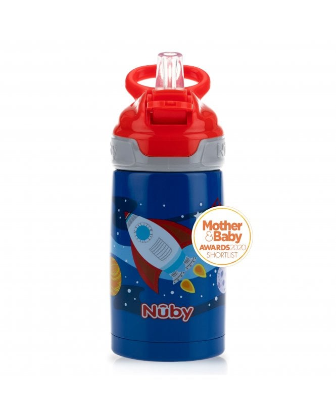 Nuby Captain Steel No Spill Cup