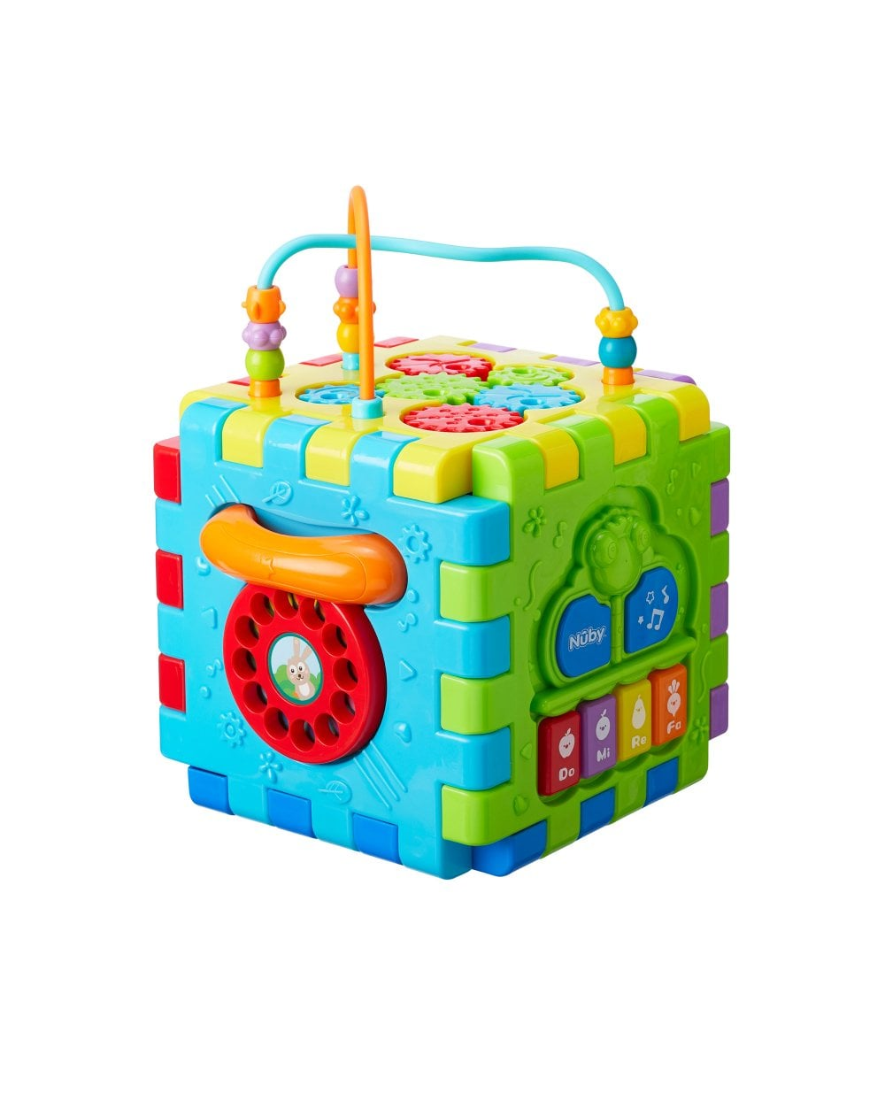 Nuby Electronic Activity Cube
