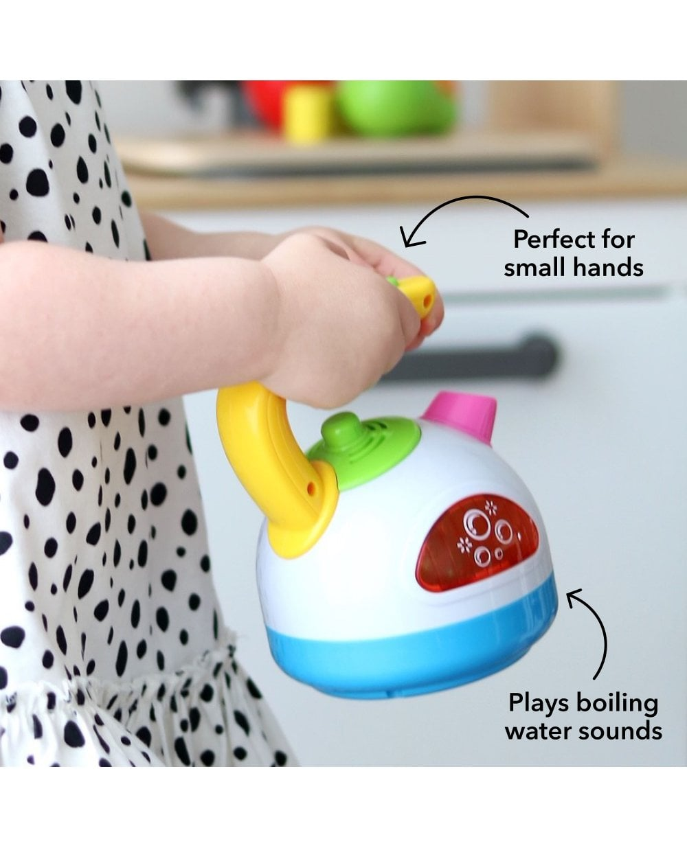 Nuby Toy Kettle